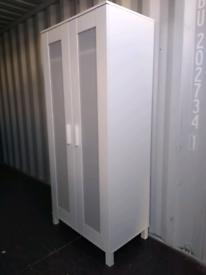 Like new! - white IKEA wardrobe