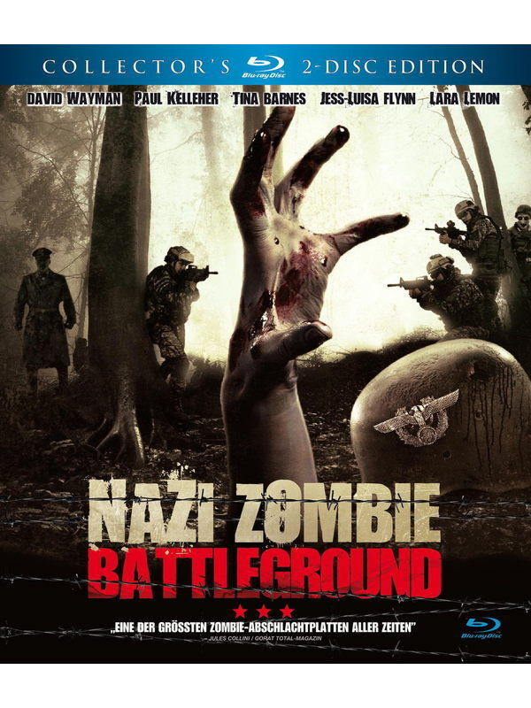 Nazi Zombie Battleground (Collector's 2-Disc Edition)
