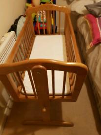 Baby Cut Bed
