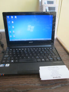 ACER Aspire One NetBook For Sale At Nearly New Port Hope!