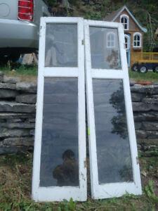 Set of Vintage Tall Windows - on Hay Bay