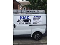 All joinery services provided