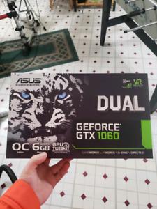GEFORCE GTX 1060 6GB Asus Dual