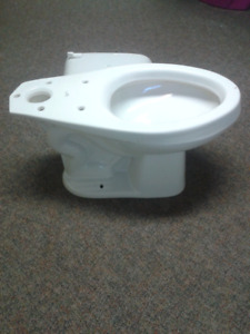 Brand new toilet in the box