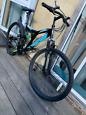 Silverfox vault aluminium adults bike/ full suspension!great condition