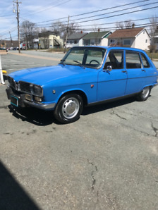 Rare Renault 16ts made in Quebec