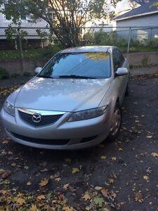 Mazda 6 2004 2400$ NEGo