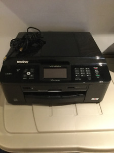 Brother MFC-J835DW WIRELESS COLOUR INKJET 5-IN-1