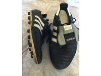Copa Mundial moulded stud football boots uk size 8 and1/2.