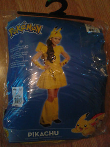 Children's Pikachu costume