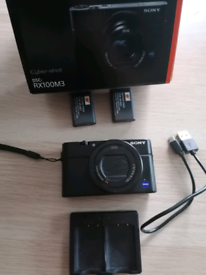 Sony RX100M3 Camera Popular with Vloggers