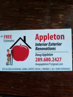 Roofing siding drywall painting and many more