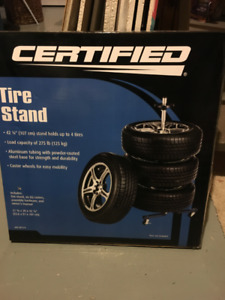 Certified Tire Stand - Brand New - $40