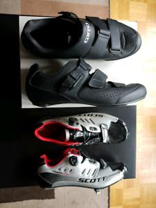 souliers vélo de route haute gamme 44 eur-10us