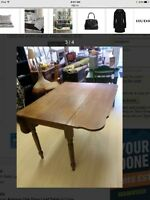 Antique Table / Hall Table / Sofa Table