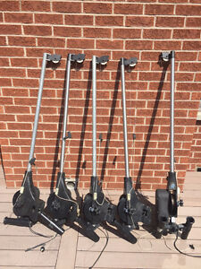 Updated Ad : Cannon Marlin downriggers 2 or 3 or all 5 for sale