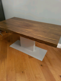 Bespoke Solid Walnut Dining Table
