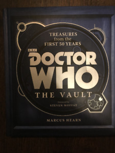 Doctor Who: The Vault Collector's Book Hardcover