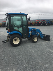 LS 2025 TRACTOR PACKAGE!