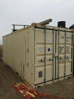 20' Seacan shipping container storage