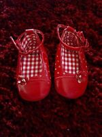 Red MEXX Baby Shoes