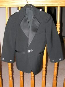 Tuxedo Jacket to fit a Young Child