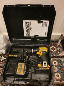 Dewalt combi drill / driver