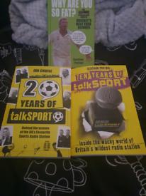 Talk sport book bundle