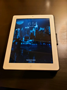 iPad 4th gen with retina display
