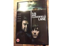 10 cloverfield lane DVD £2 hucclecote