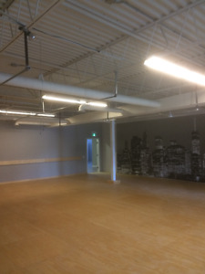Fitness/yoga/health/exercise centre ready to occupy!