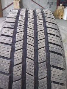 Winter tires and rims for Nissan NV 2500 cargo van. Brand new