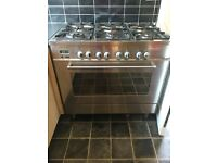 Delonghi Professional 6 Gas Ring Cooker