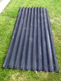 8 X Corrugated Roofing Sheets