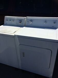 Matching Kenmore washer/dryer