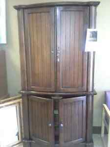\Home furniture for sale:  Dresser, chairs, armoire and more