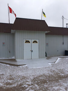 """MOTIVATED SELLER""  BUILDING FOR SALE  - Pangman, SK"