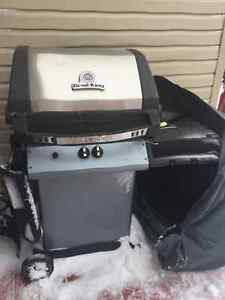 PROPANE GAS BARBECUE GOOD CONDITION West Island Greater Montréal image 2