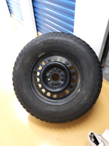 4 Jeep Wrangler tires