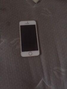 Iphone 5s fido ** vente rapide**