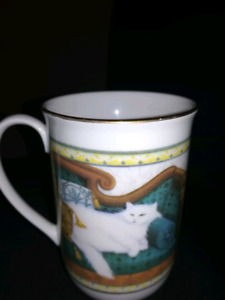 Tasse collection chat