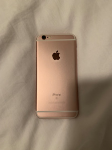 iPhone 6s Rose Gold + OTTERBOX *in box*