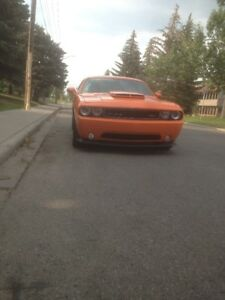 2014 Dodge Challenger SRT8  392 6.4L