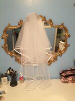 Beautiful Wedding Veil  $20