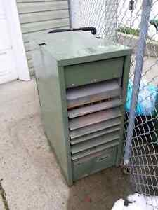 Natural gas Unit heater