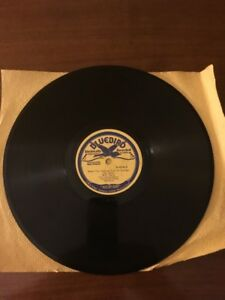 VINTAGE 78 BLUEBIRD RECORDS