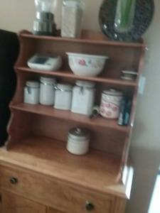 Vintage hutch for sale