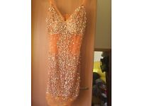 Sequin and beaded dress 14