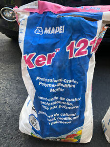 MAPEI KER 121 Professional Grade Polymer Modified Mortar