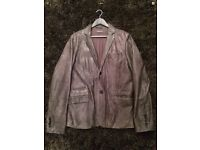 Zadig & Voltaire Men's Leather Jacket